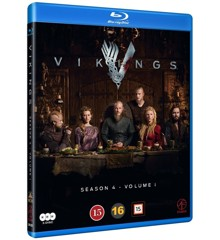 Vikings - Sæson 4 Vol. 1 (Blu-Ray)