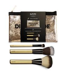 NYX Professional Makeup - Micro Børste Sæt