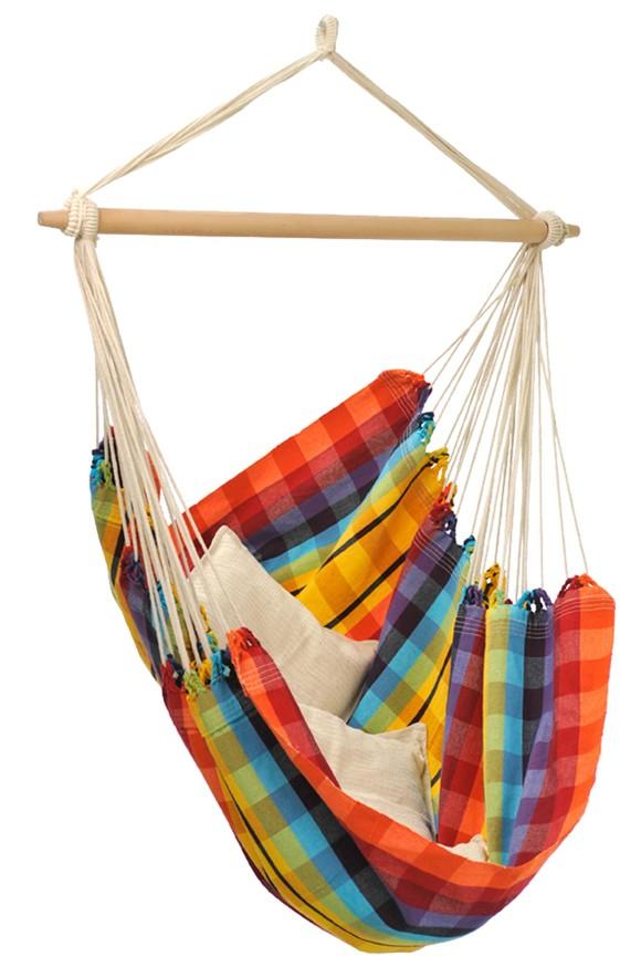 Amazonas - Basil Hanging Chair - Rainbow (AZ-2030290)