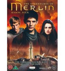 Merlin: Season 4 (4-disc) - DVD