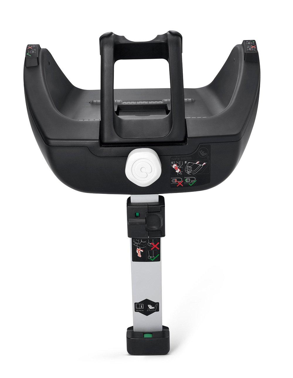 koop concord airfix isofix base air safe black. Black Bedroom Furniture Sets. Home Design Ideas