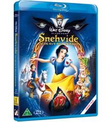 Disneys Snehvide og de syv små dværge (Blu-Ray)