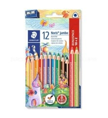 Staedtler - Coloured pencil Noris jumb FSC 100% (128 NC12P1)