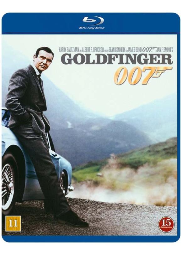 James Bond - Goldfinger (Blu-Ray)