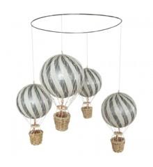 Filibabba - Luftballon Uro - Sølv