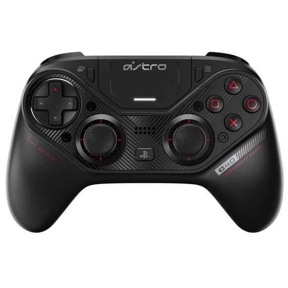 Astro C40 TR Controller Black PS4