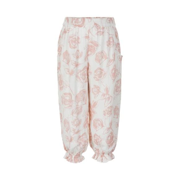 Creamie - Pants w. Roses