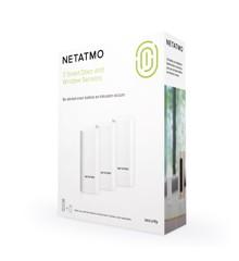 Netatmo - Smart Dør og Vinduesensor 3-styks