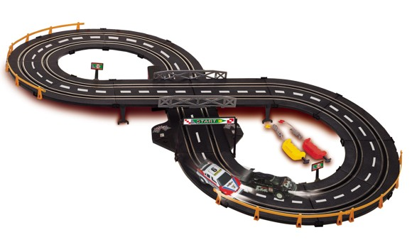 Racing Track - Furious Racer