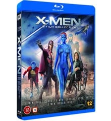 X-Men: The Prequel Trilogy (Blu-Ray)