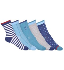 ​Melton - Numbers 5-pack Socks​