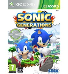 Sonic Generations (Classics)