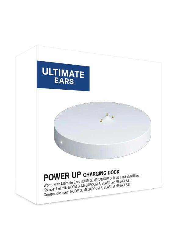Ultimate Ears POWER UP Charger for  BOOM 3, MEGABOOM 3, BLAST and MEGABLAST.