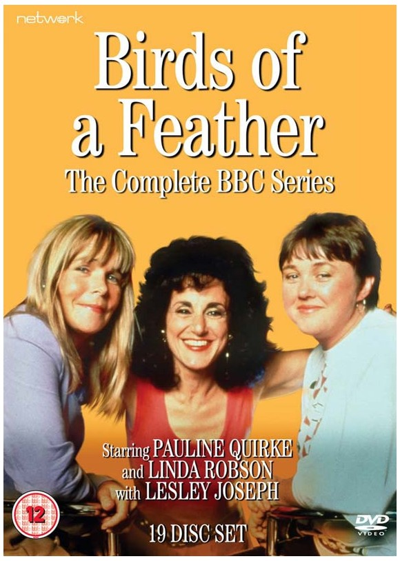 Birds of a Feather: The BBC Series - DVD