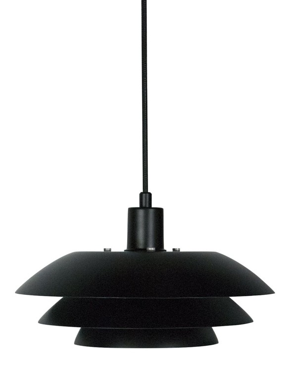 Dyberg-Larsen - DL20 Pendant Lamp - Black (8078)