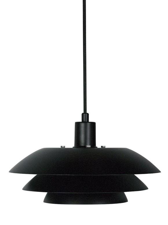 Dyberg-Larsen - DL20 Pendel Lampe - Sort