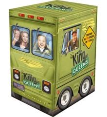 Kongen Af Queens Box - Den Komplette Serie (31 disc) - DVD