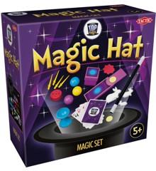 Tactic - Top Magic Tryllehat med Tricks