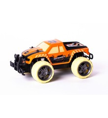 TECHTOYS - R/C Gallop Beast - Passion 1:18 - Orange/Yellow (534452)