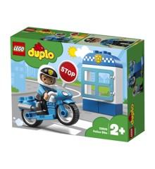 LEGO DUPLO - Politimotorcykel (10900)