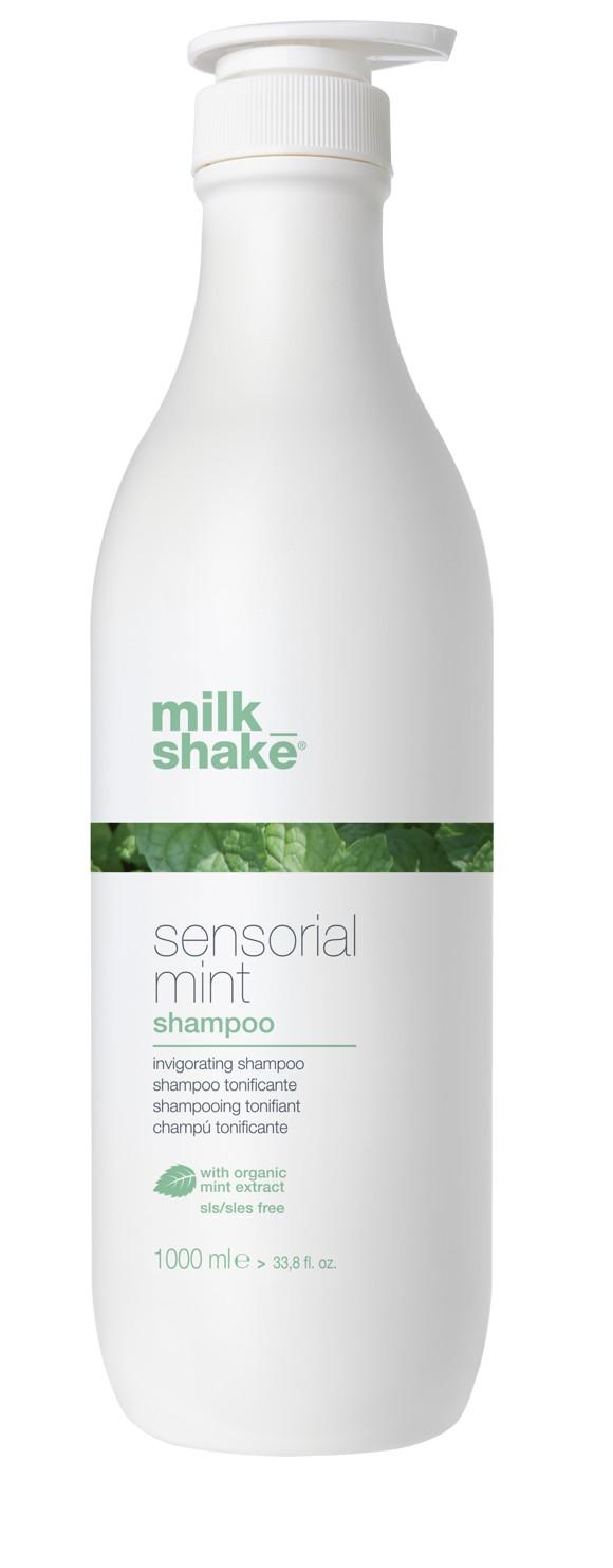 milk_shake - Sensorial Mint Shampoo 1000 ml