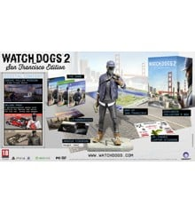 Watch Dogs 2 - San Francisco Edition (Nordic)