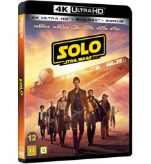 Solo: A Star Wars Story - UK (4K Blu-Ray)