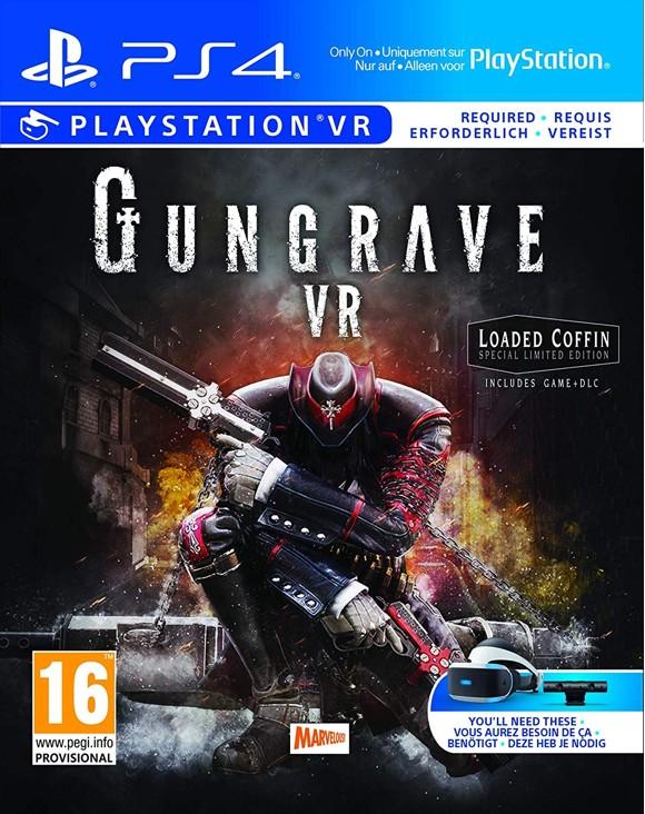 GUNGRAVE VR 'Loaded Coffin Edition'