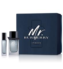 Burberry - Mr. Burberry Indigo EDT 100 ml + EDT 30 ml - Giftset