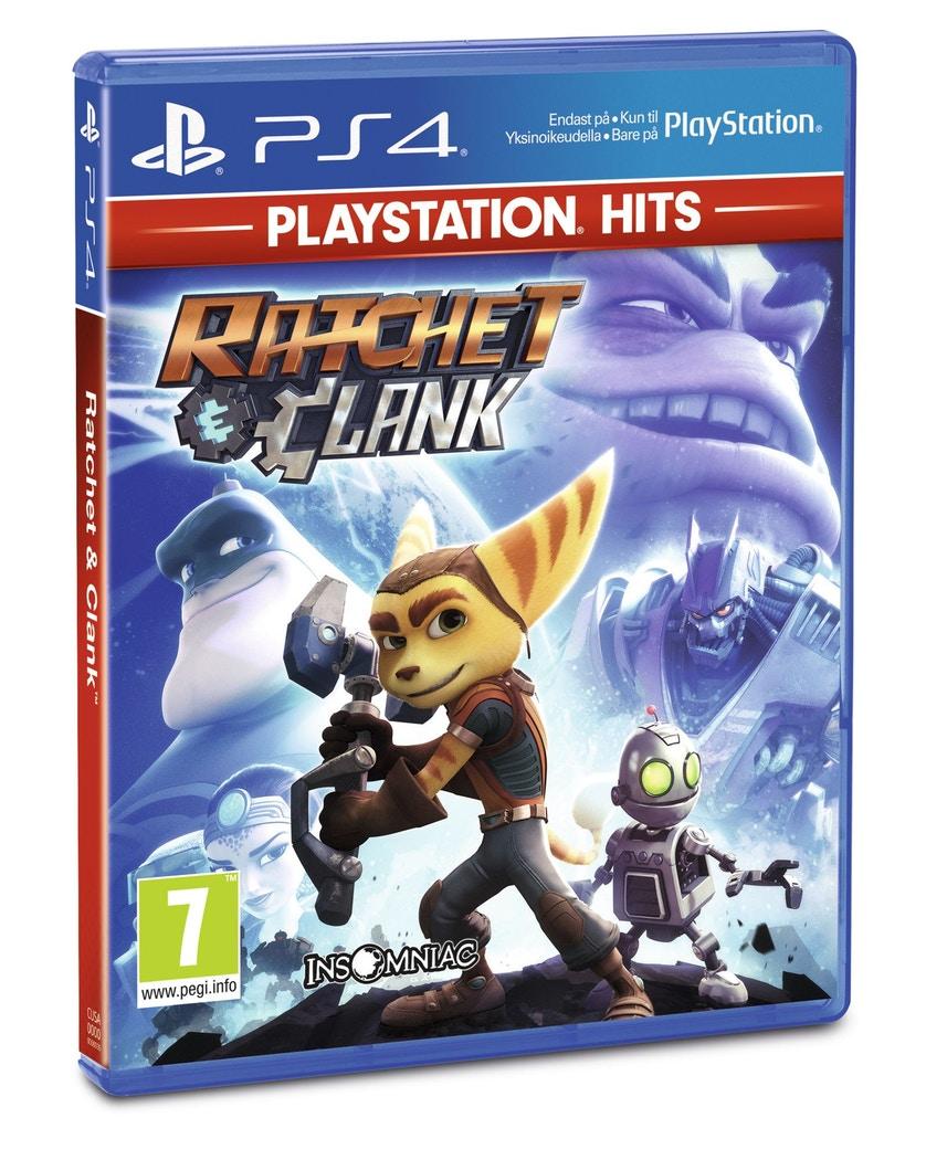 Ratchet & Clank (Nordic)