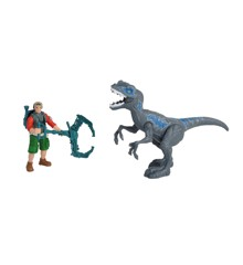 Dino Valley - Dino Danger Playset  - Megalosaurus