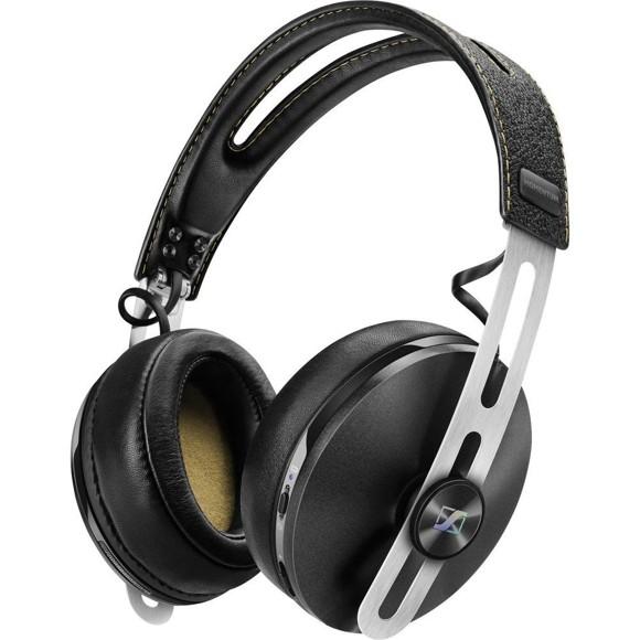 Sennheiser - Momentum 2.0 Trådløs Støjreducerende Hovedtelefoner Sort