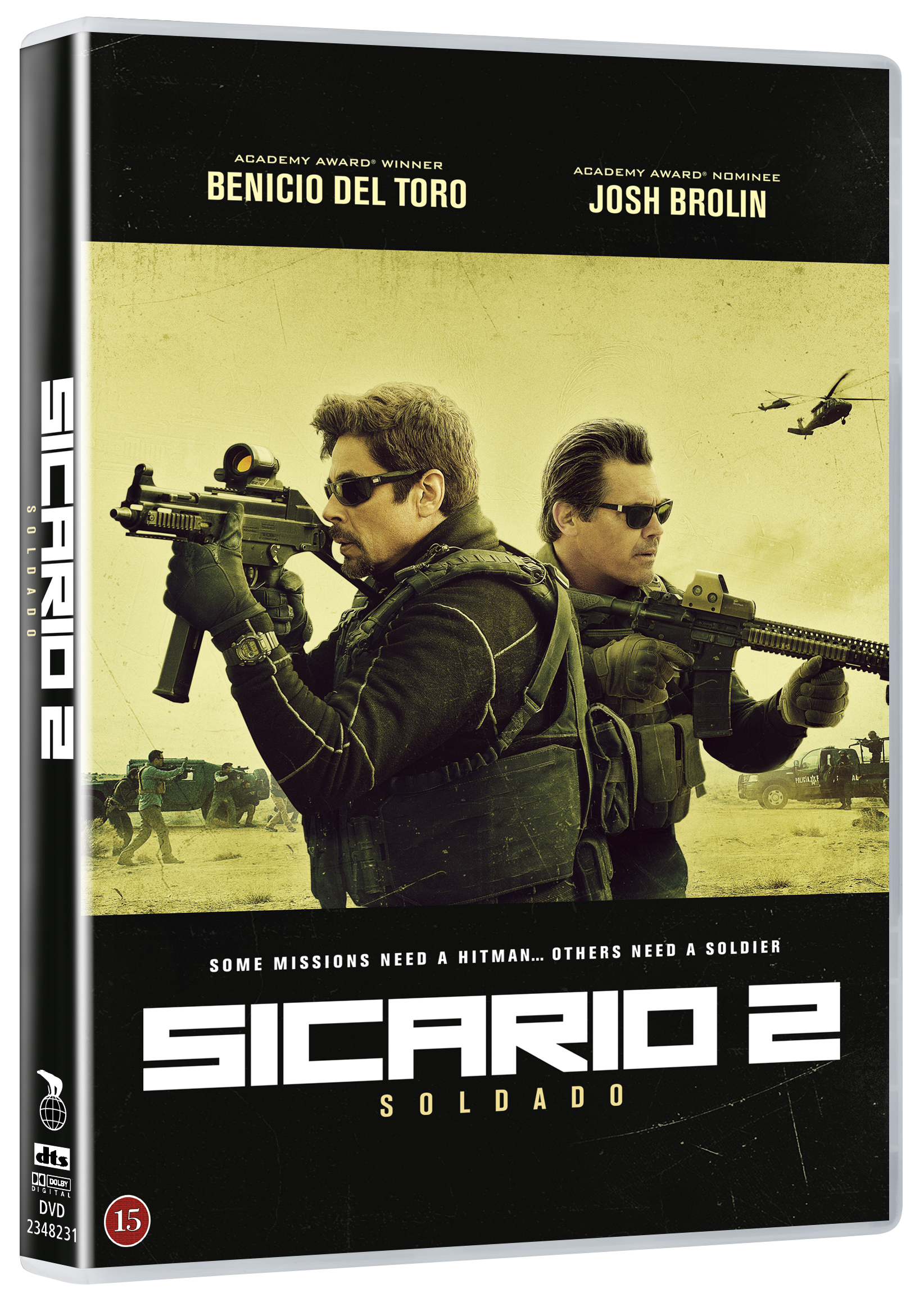 Kaufe Sicario 2 Day Of The Soldado Standard Dvd