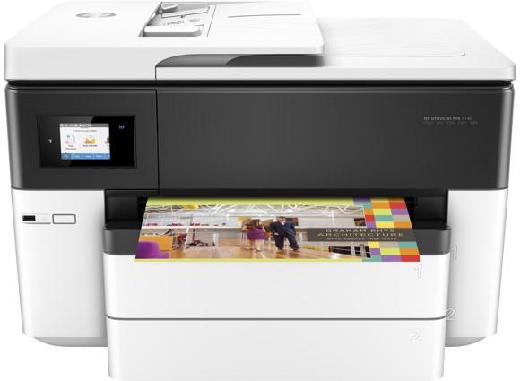 HP OfficeJet Pro Pro 7740 Wide Format AiO Thermal Inkjet A3 Wi-Fi...