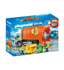 Playmobil- Recycling Truck (70200)