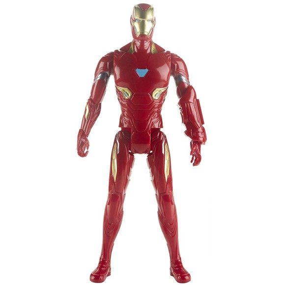 Avengers - Titan Hero Movie Figure - Iron Man (E3918)