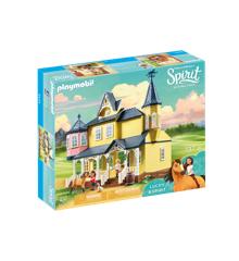 Playmobil - Lucky's glade hjem (9475)