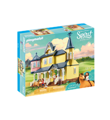 Playmobil - Lucky's Happy Home (9475)