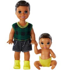 Barbie - Babysitter Sibling Pack - Boy (GFL32)