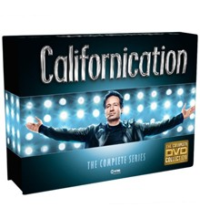Californication Box - Komplet - Sæson 1-7 (16 disc) - DVD