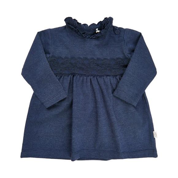 MINYMO - Dress LS w. Lace