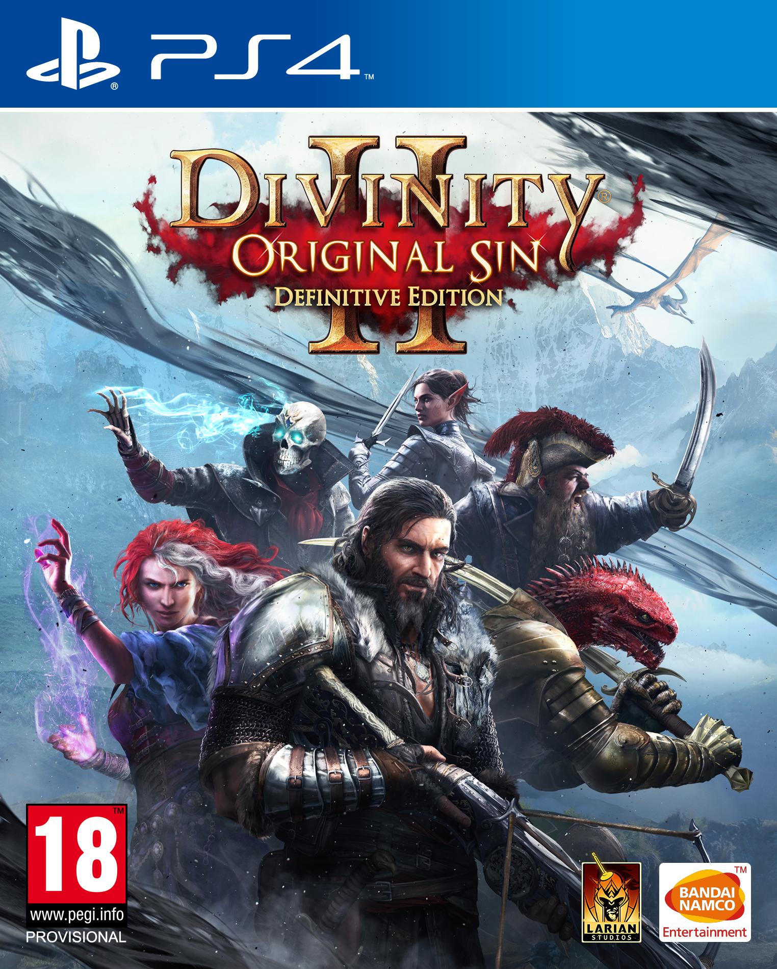 coolshop.co.uk - Divinity: Original Sin II – Definitive Edition