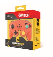 Steelplay - Gcube Wired Controller (Red)
