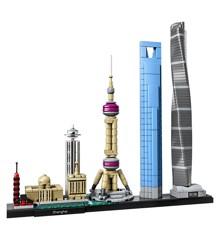 LEGO Archiecture - Shanghai (21039)