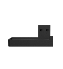 Nichba-Design - Toilet Paper Holder - Black  (L100101)