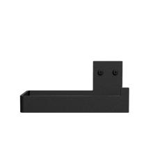 Nichba - Toilet Paper Holder - Black  (L100101)