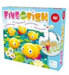 Alga - Five Little Fish