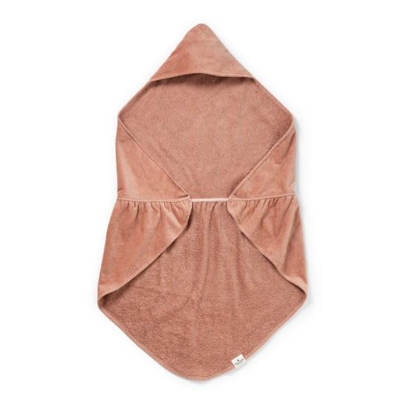 Elodie Details - Hooded Bath Towel - Faded Rose