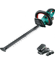 Bosch  - AHS-50 20 LI Cordless Hedgecutter 2.5 Ah Batteri + Charger Included