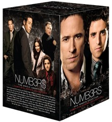 Numb3rs: Complete Boxset (29 disc) - DVD